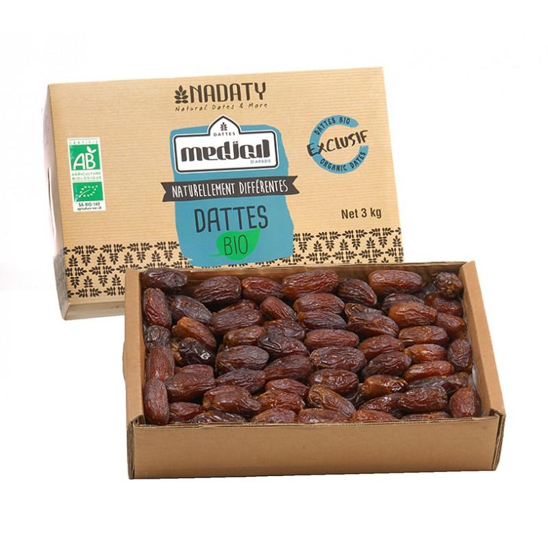 Arabian Organic Medjoul Dates