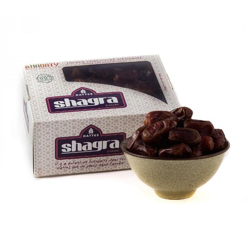 Shagra komt uit Qassim